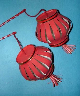 How to Make Chinese Red Lantern