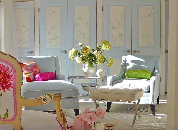 How to decorate Parisian style