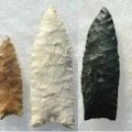 Indian Arrow Heads