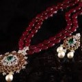 Indian Diamond Beads Jewellery
