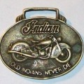 Indian Motorcycle Watch Fob