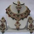 Indian Polki Jewelry