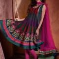 Indian Wear Anarkali Cotton Suits
