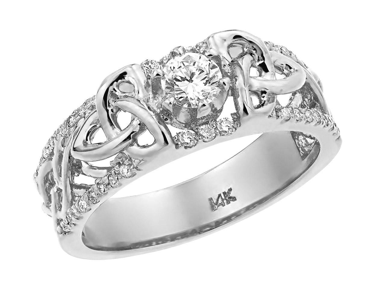 Rings Irish Wedding Worry Mens Old