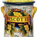 Italian Biscotti Jars