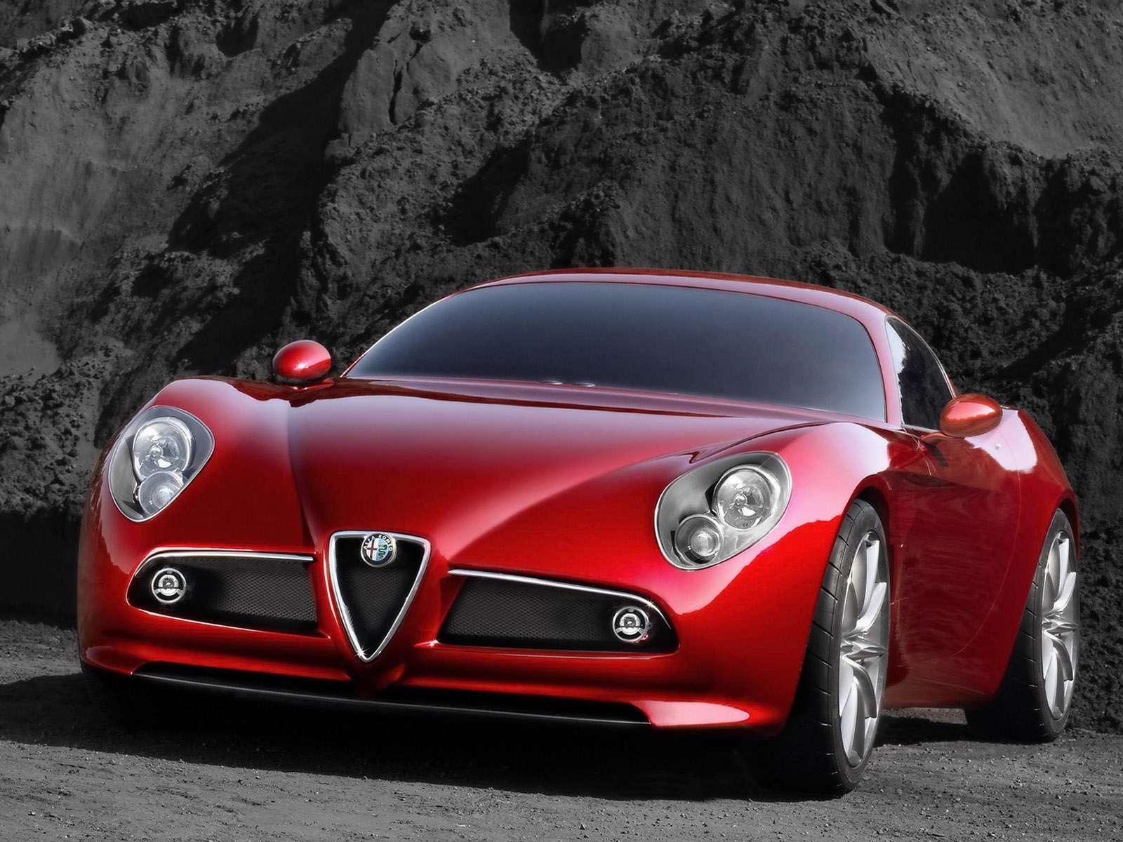 Italian Car Manufacturers