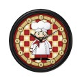 Italian Chef Clocks