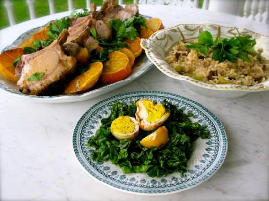 Italian Easter Dinner