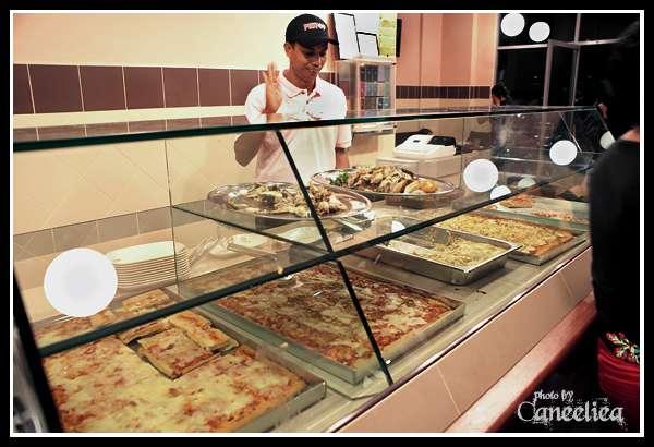 Italian Fast Food    .