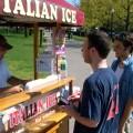 Italian Ice Carts