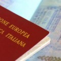 Italian Passport Cover