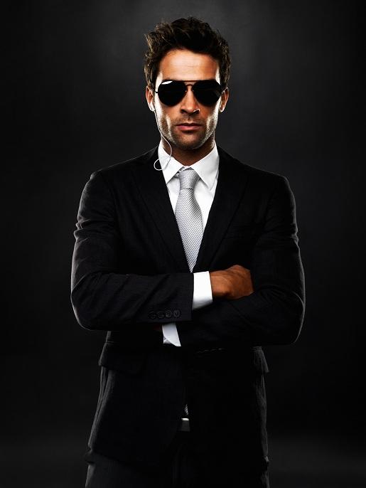 Italian designer suit