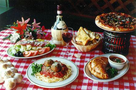 Italian food names