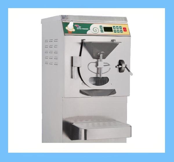 Italian ice machine