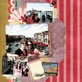 Italy Scrapbooking Layouts