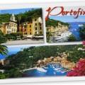 Italy Souvenir Postcards