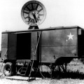 Italy World War II Long Range Microwave Radar