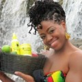 Jamaican Mango & Lime Hair Care Products