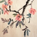 fljapanese cherry blossom painting