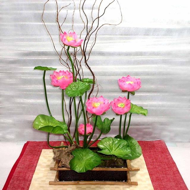 Ikebana - Page 4 Japanese-Flower-Art