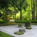 Japanese Meditation Zen Garden Kyoto