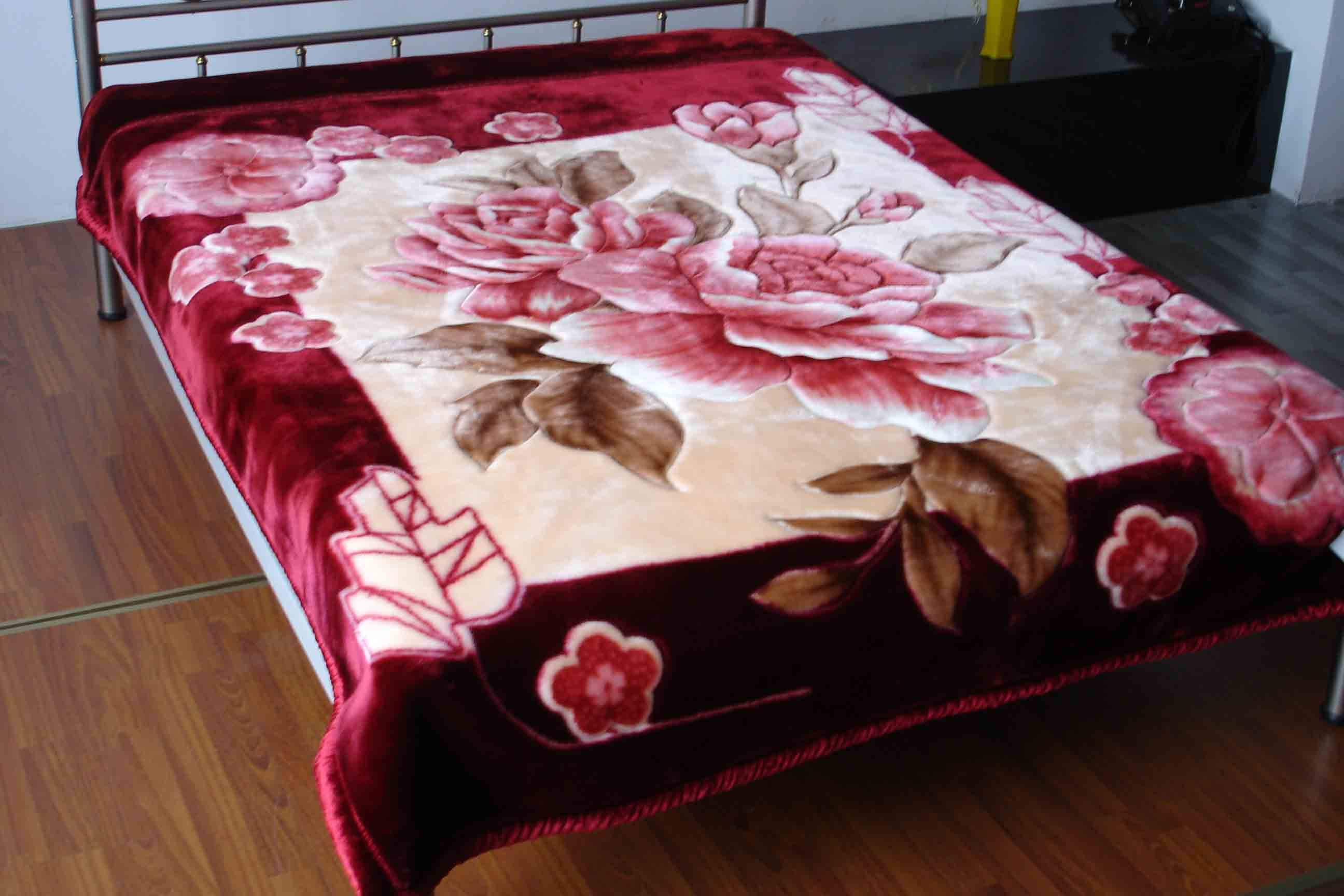 Real Korean Mink Blankets
