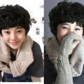 Korean Short Hair Perm