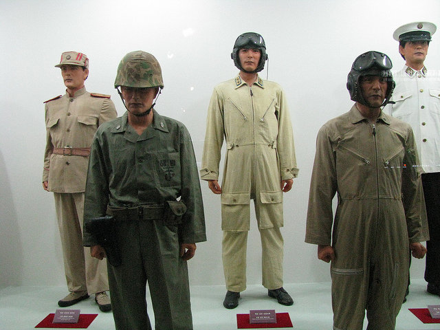 Korean War Uniforms , War Uniforms