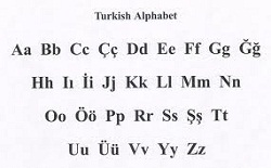 Language in Turkey