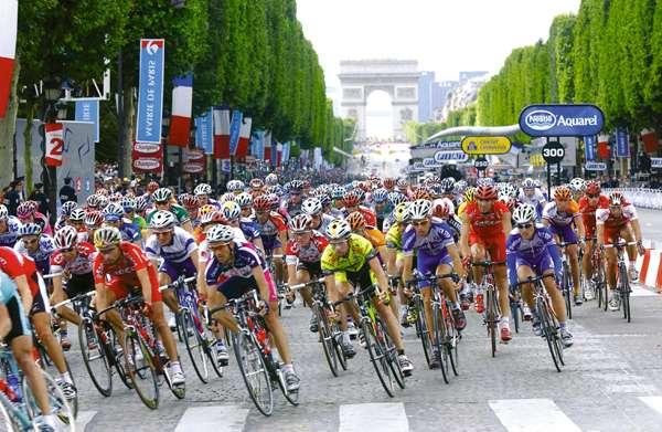 Length of Tour de France