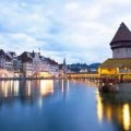 Lucerne in Switzerland