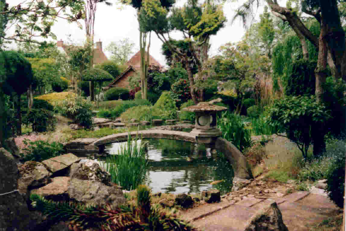 Main Elements of a Japanese Garden