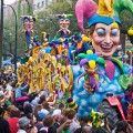 Mardi Gras Clothing In France