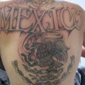 Mexican Eagle Tattoos