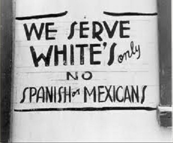 Mexican american discrimination