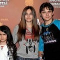 Michael Jackson's Kids At Home Encino California