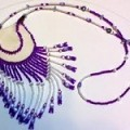 Native American Beaded Art