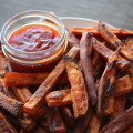 Oven Baked Sweet Potato French Fries