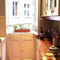 Parisian Apartment Kitchen