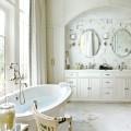 Parisian Style Bathroom