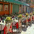 Restaurant Menus From Rome Italy