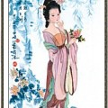 Scroll Silk Chinese Art