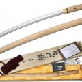 Shirasaya Japanese Swords