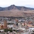 Sombrerete Zacatecas Mexico