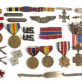 Spanish-American War Medals