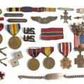 Spanish-American War Medals