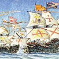 Spanish Armada Flag