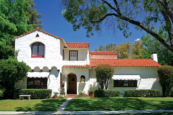 Spanish Colonial Revival Architecture | Globerove