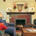 Spanish Style Fireplaces