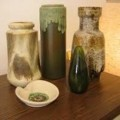 Swedish Glass Vases